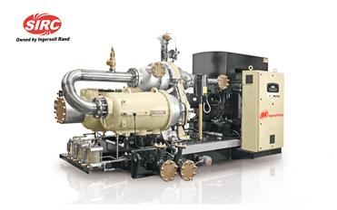 英格索兰离心式无油空气压缩机