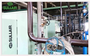 寿力空压机变频改造