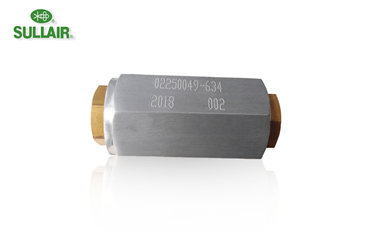 02250049-634壽力空壓機放空閥 壽力空壓機配件